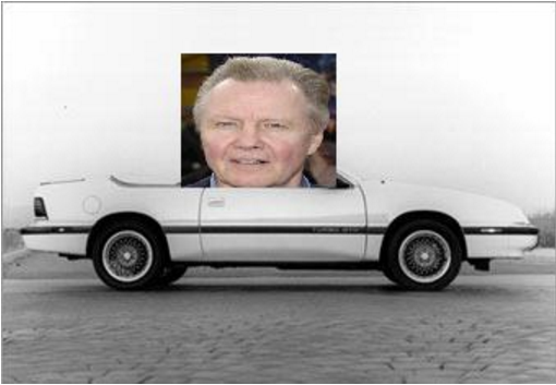 Jon Voight's Car Logo