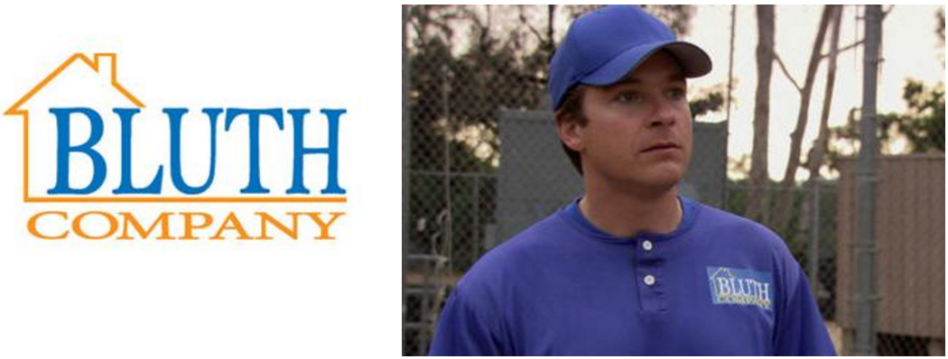 The Bluth Company Logo