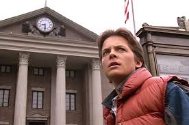 Hill Valley Preservation Society Logo